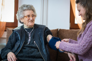 Focusing on Safety for Home Healthcare Aides